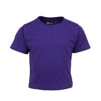 JB's INFANT TEE PURPLE - 0, 1, 00