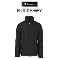 JB's ADVENTURE JACKET BLACK/GREY - 3ADJ