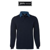 JB's DENIM COLLAR RUGBY