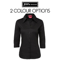 JB's LADIES 3/4 FITTED SHIRT