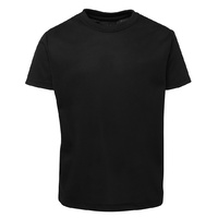 PODIUM POLY TEE BLACK S - 5XL
