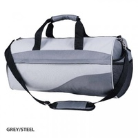 KIDS ROLL SPORTS BAG - GREY/STEEL