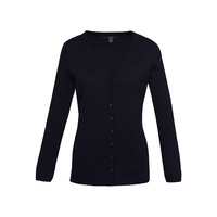 LADIES MILANO CARDIGAN - NAVY