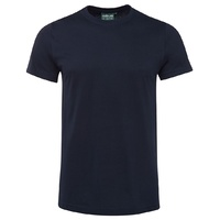 C OF C FITTED TEE NAVY 12 - 3XL