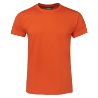 C OF C FITTED TEE ORANGE 12 - 3XL