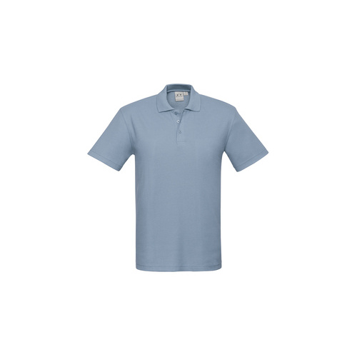 KIDS CREW POLO SPRING BLUE P400KS 10